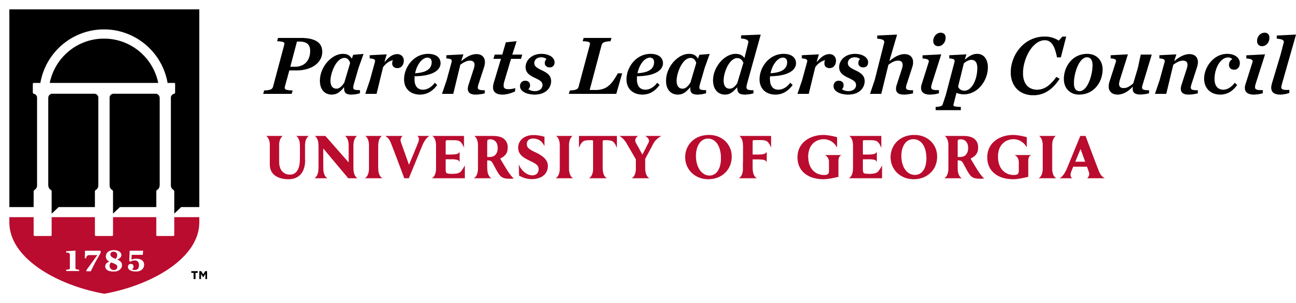 UGA Parents Leadership Council Logo