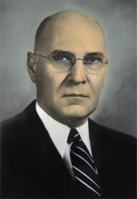 Portrait of Paul W. Chapman