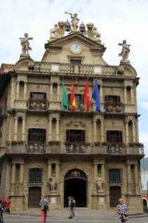 pamplona-town-hall